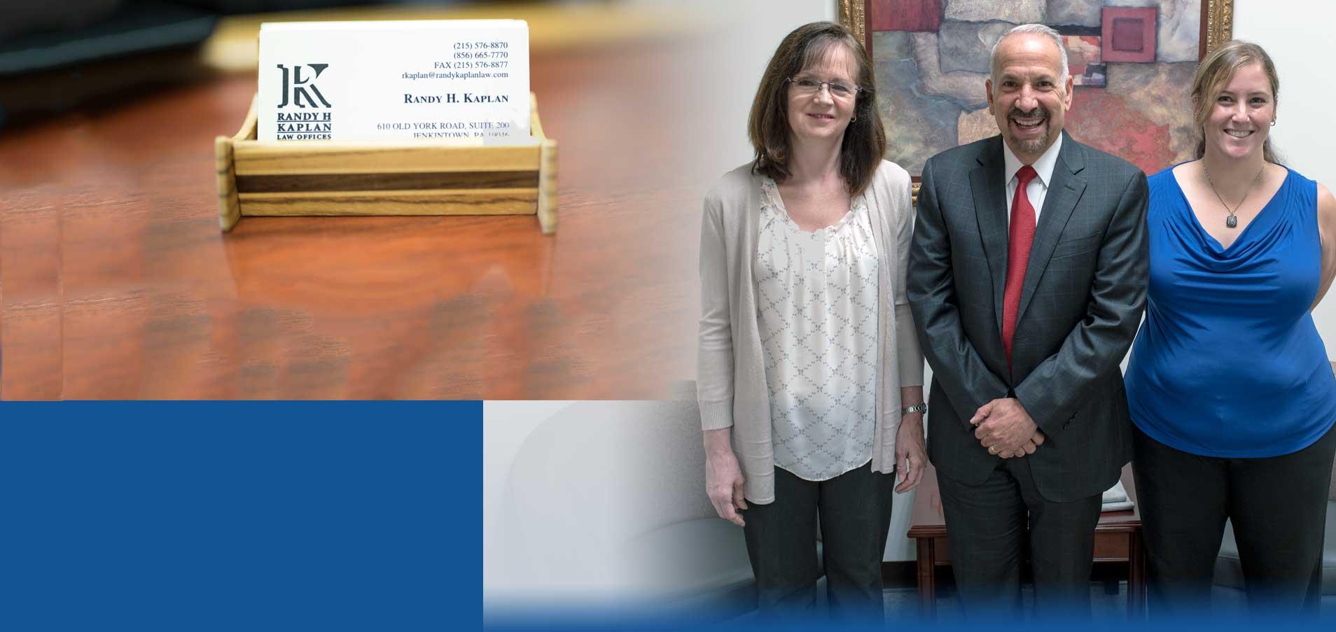 Personal Injury Attorney Jenkintown | Randy Kaplan Law | 215
