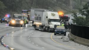 Semi-Trailer Crashes